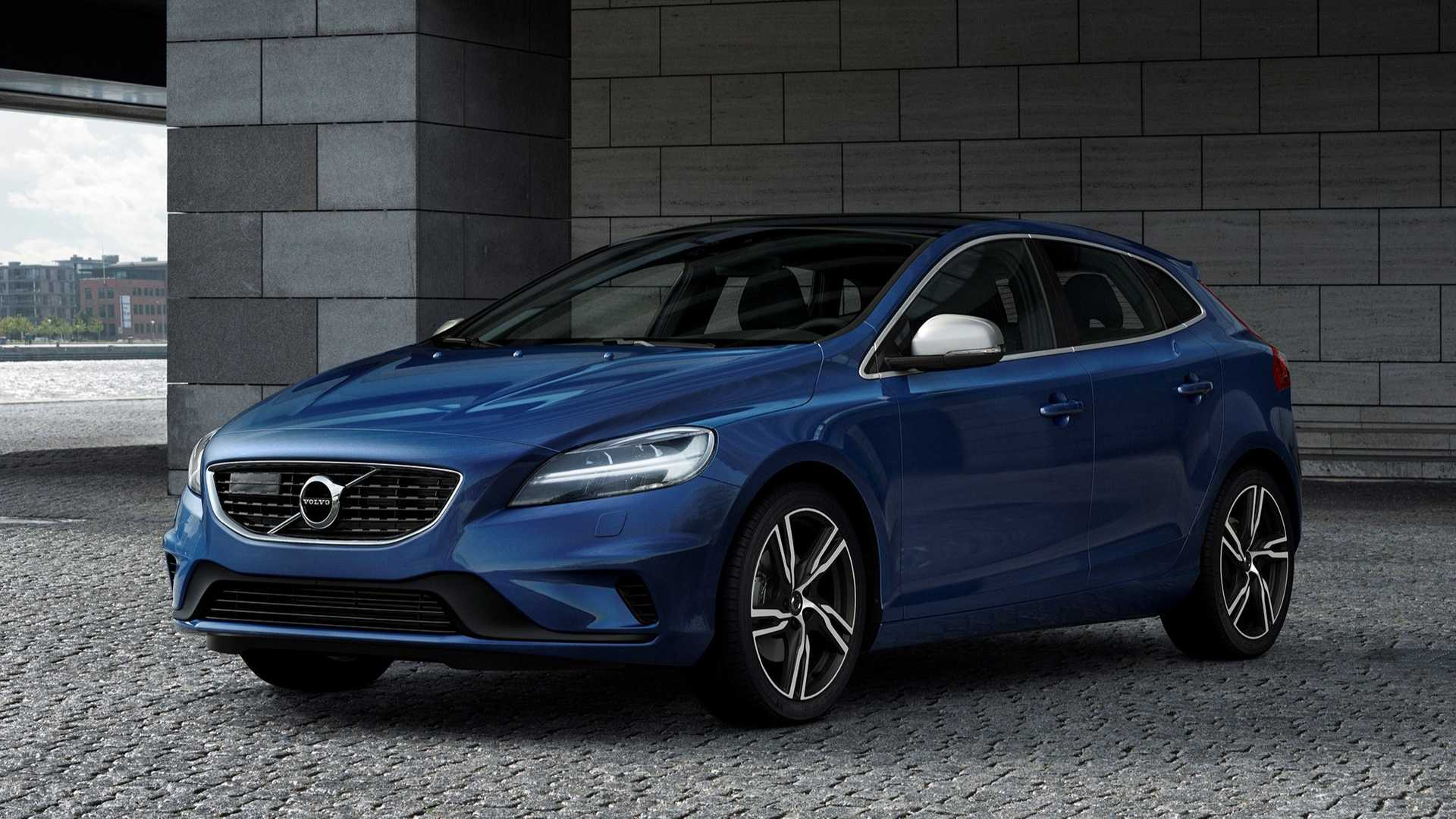 Next Volvo V40 Could Become A Coupe Like Crossover