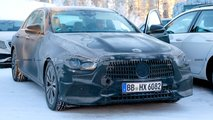 Mercedes-Benz E-Class Sedan spy shots