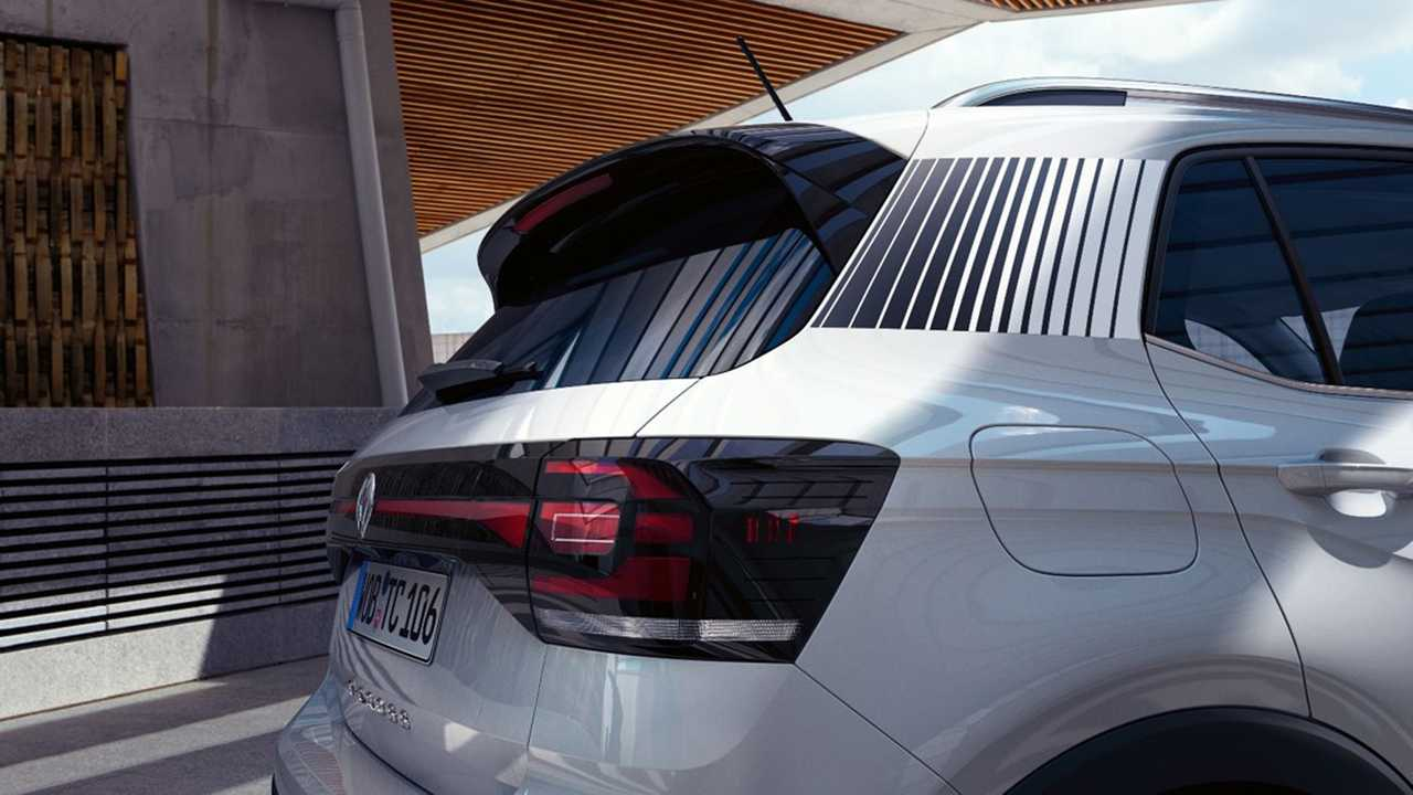 2019 Volkswagen T-Cross First Edition