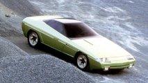 1984 Bertone Ramarro Corvette concept