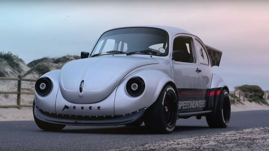 This VW Beetle is not your typical custom build