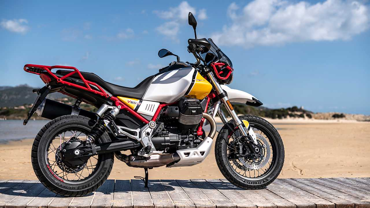 First Ride: 2020 Moto Guzzi V85 TT