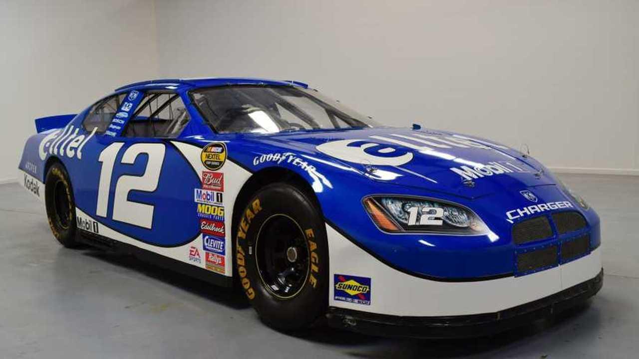 2007 Dodge Charger Ryan Newman NASCAR Cup Car