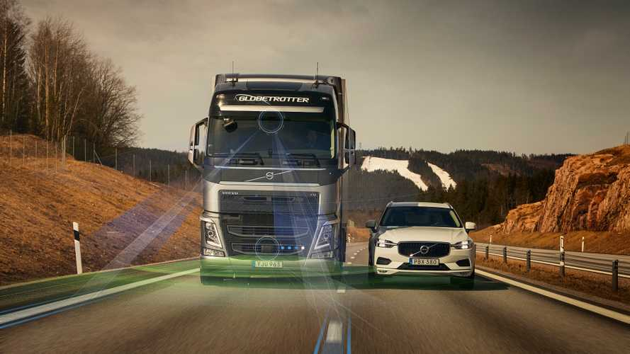 Sicurezza camion, van e auto 15 sistemi obbligatori dal 2022