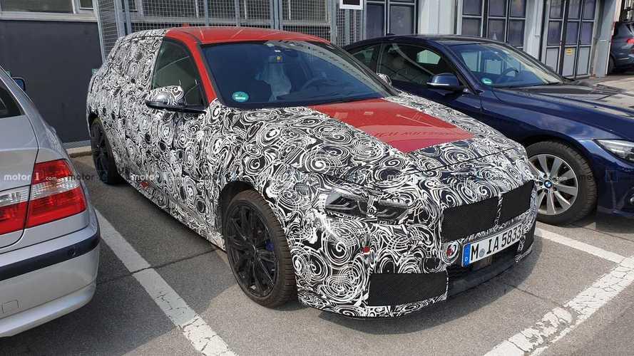 BMW 1er (2019): Erlkönigbilder von Motor1.com-Leser