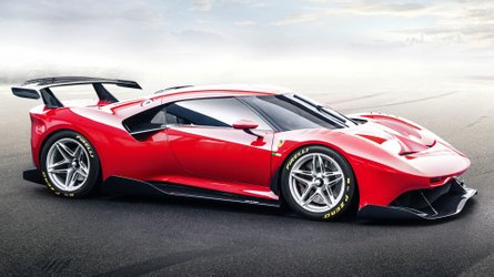 One-off Ferrari P80/C racer revealed after 5 years in the making