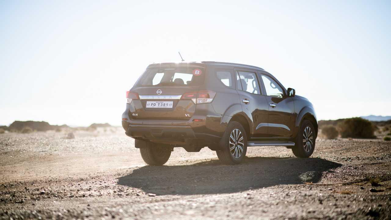 Nissan Terra - Test-drive em Marrocos
