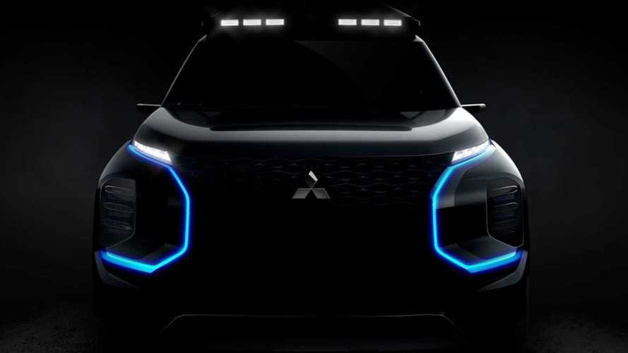Mitsubishi mostrará SUV eletrificado em Genebra