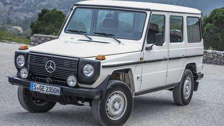40 Jahre Mercedes G: G wie Geburtstag