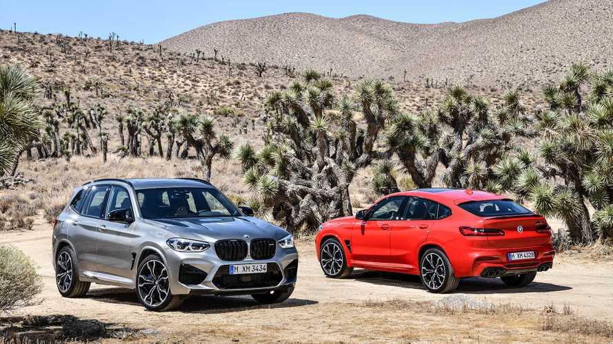 BMW X3 M e X4 M, un 6 cilindri da record