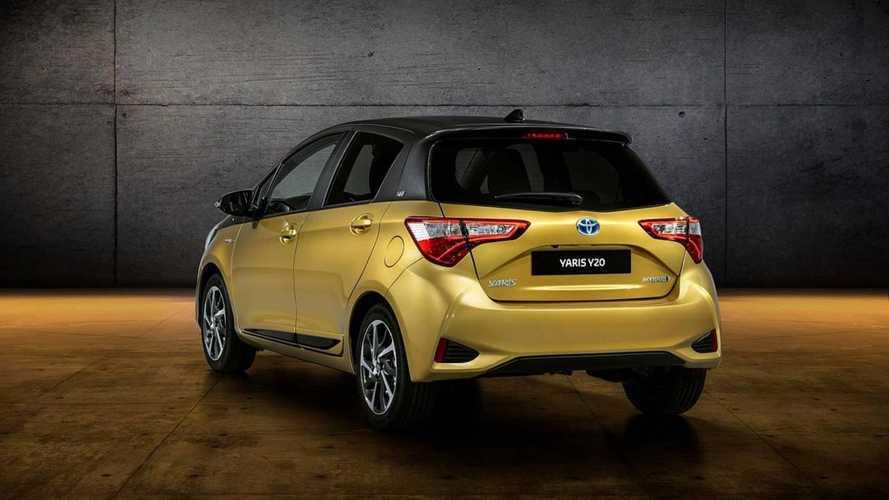 Toyota Yaris Y20 2019, una serie especial por 17.700 euros