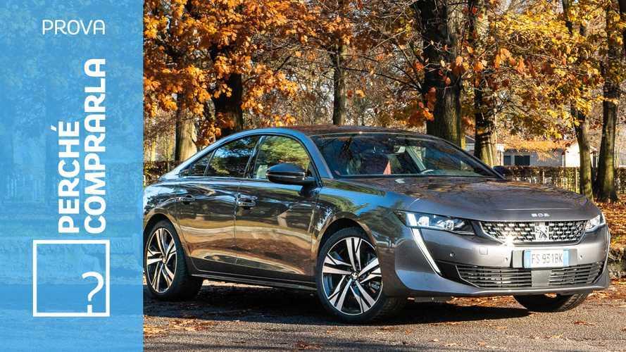 Peugeot 508, perché comprarla… e perché no