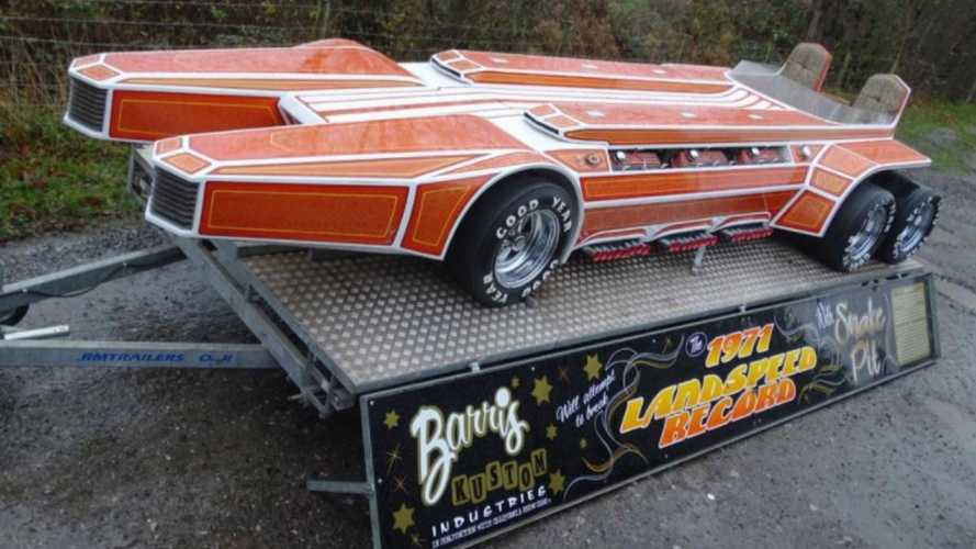 The Sextet V8 George Barris SnakePit Dragster Is Up For Sale