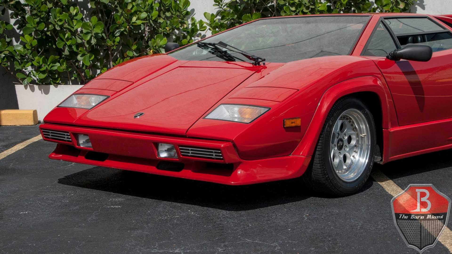 Genesis Of The Poster Car Lamborghini Countach Motorious