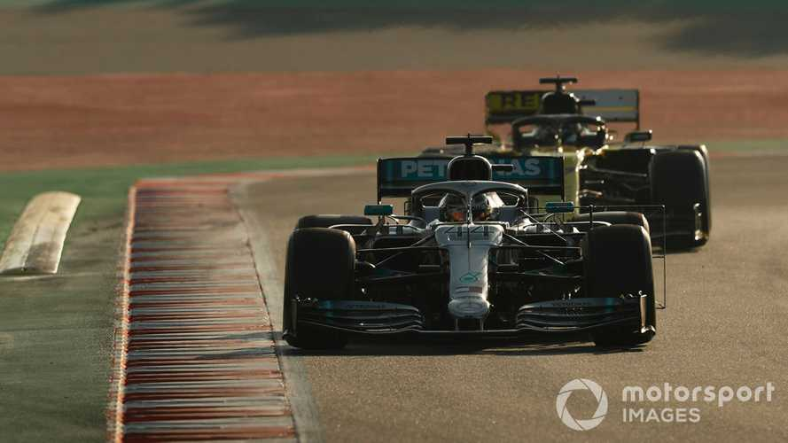 Hamilton: Midfield closer to frontrunners in 2019