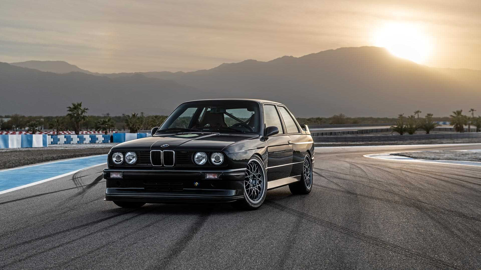 Bmw E30 M3 Restomod Packs 390 Hp With Classic Looks
