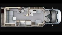 Unity Rear Lounge Concept Interior