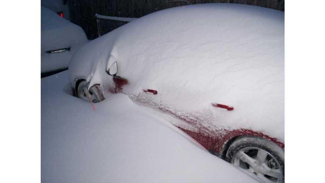 GM Discusses Chevy Volt 13-Mile Range Drop in Frigid Temps