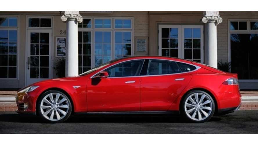 Production / Deliveries of 60-kWh Tesla Model S Now Well Underway