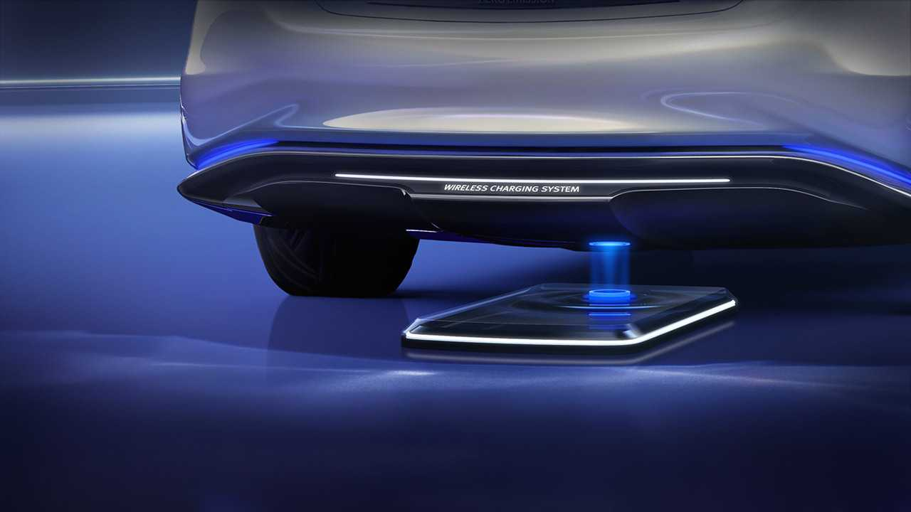 2014 Infiniti LE To Offer Cordless Charging