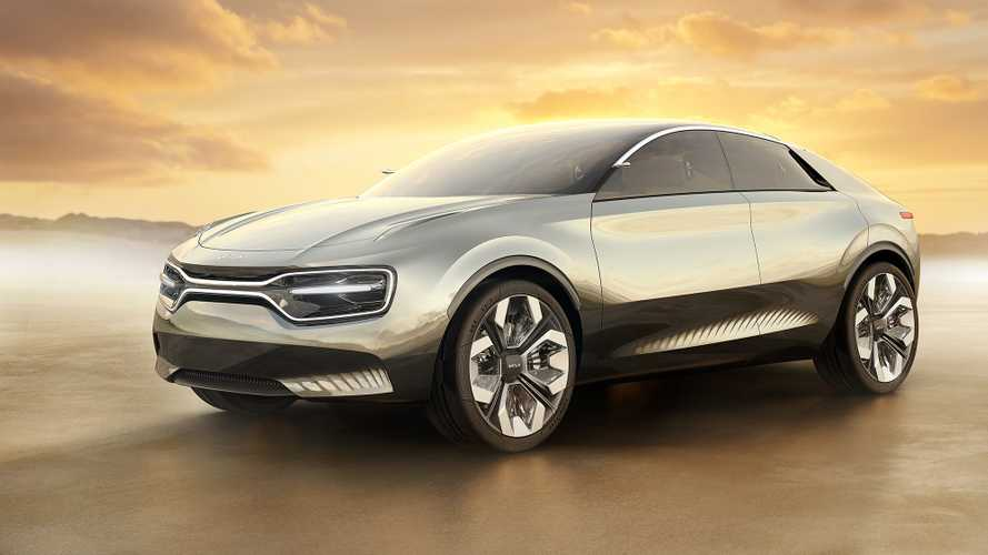 Imagine by KIA Concept: un SUV eléctrico y digitalizado