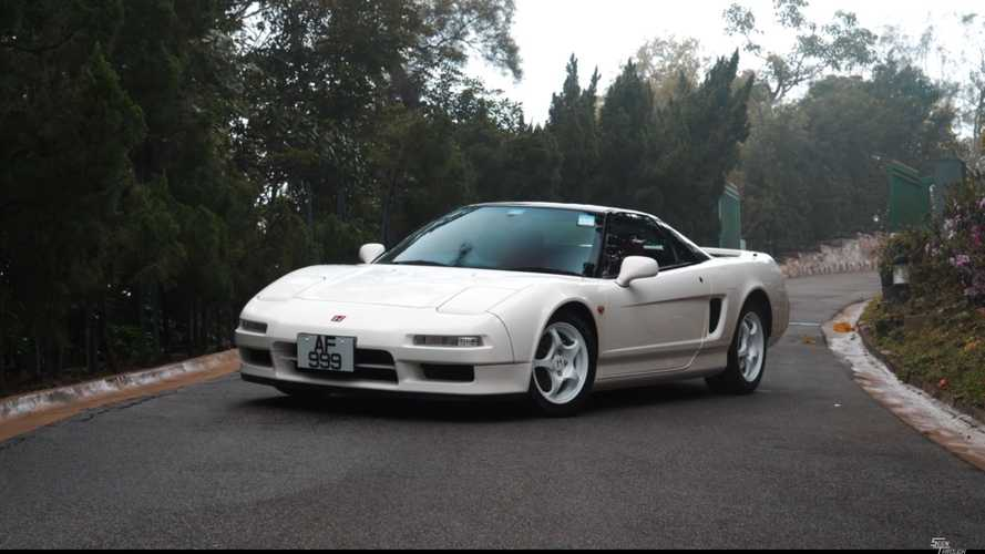 Is Senna's NSX Type-R Legacy The Finest JDM Car Ever Made?