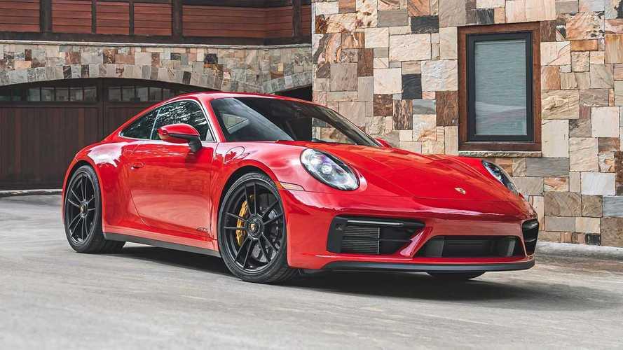 Porsche 911 Carrera GTS Coupé (2021)