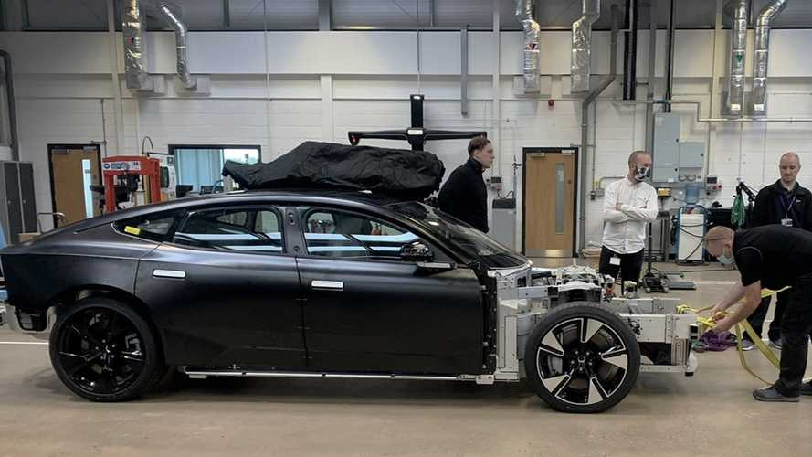 Polestar Gears Up To Develop Production-Spec Precept In The UK