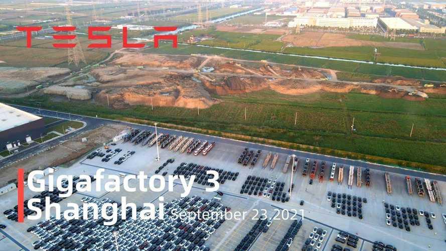 Tesla Giga Shanghai Production Heats Up (300,000th Car Is Coming)