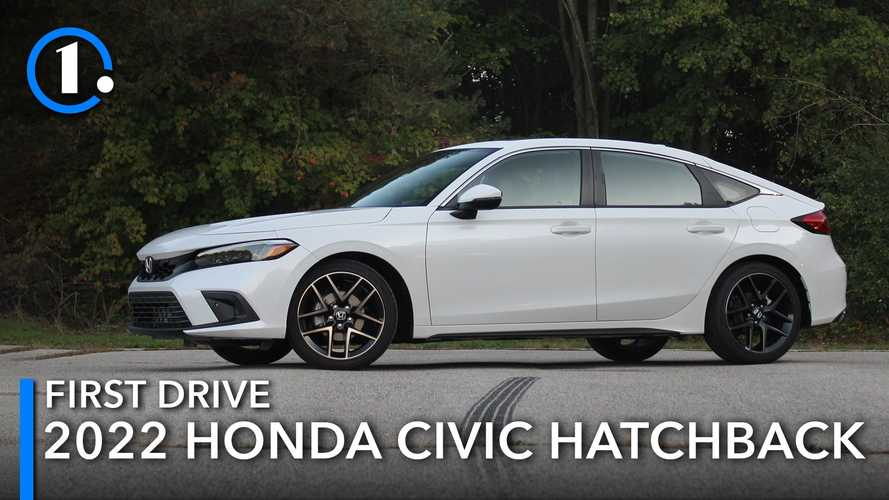 2022 Honda Civic Hatchback First Drive Review: Demo Master