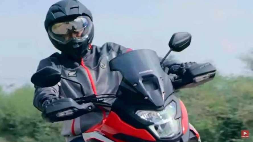 Honda NX200 pode voltar e será baseada na Hornet