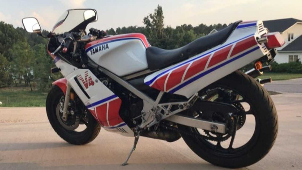 This 1985 Yamaha RZ500 Wants You To Take It Home