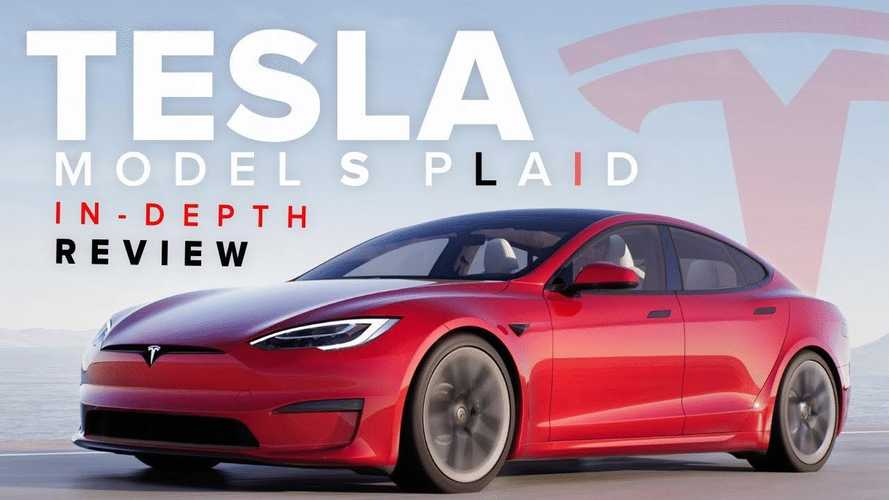 Tesla Model S Plaid Delivery And Extensive Review