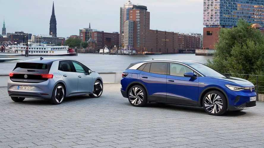 Volkswagen apresenta veículos elétricos ID.3 e ID.4 no Brasil