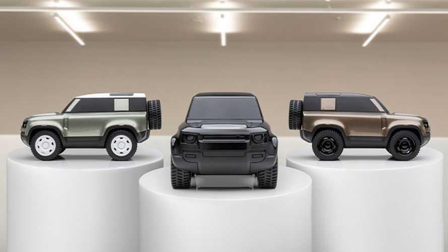 Land Rover Defender 90 Design Icon Model