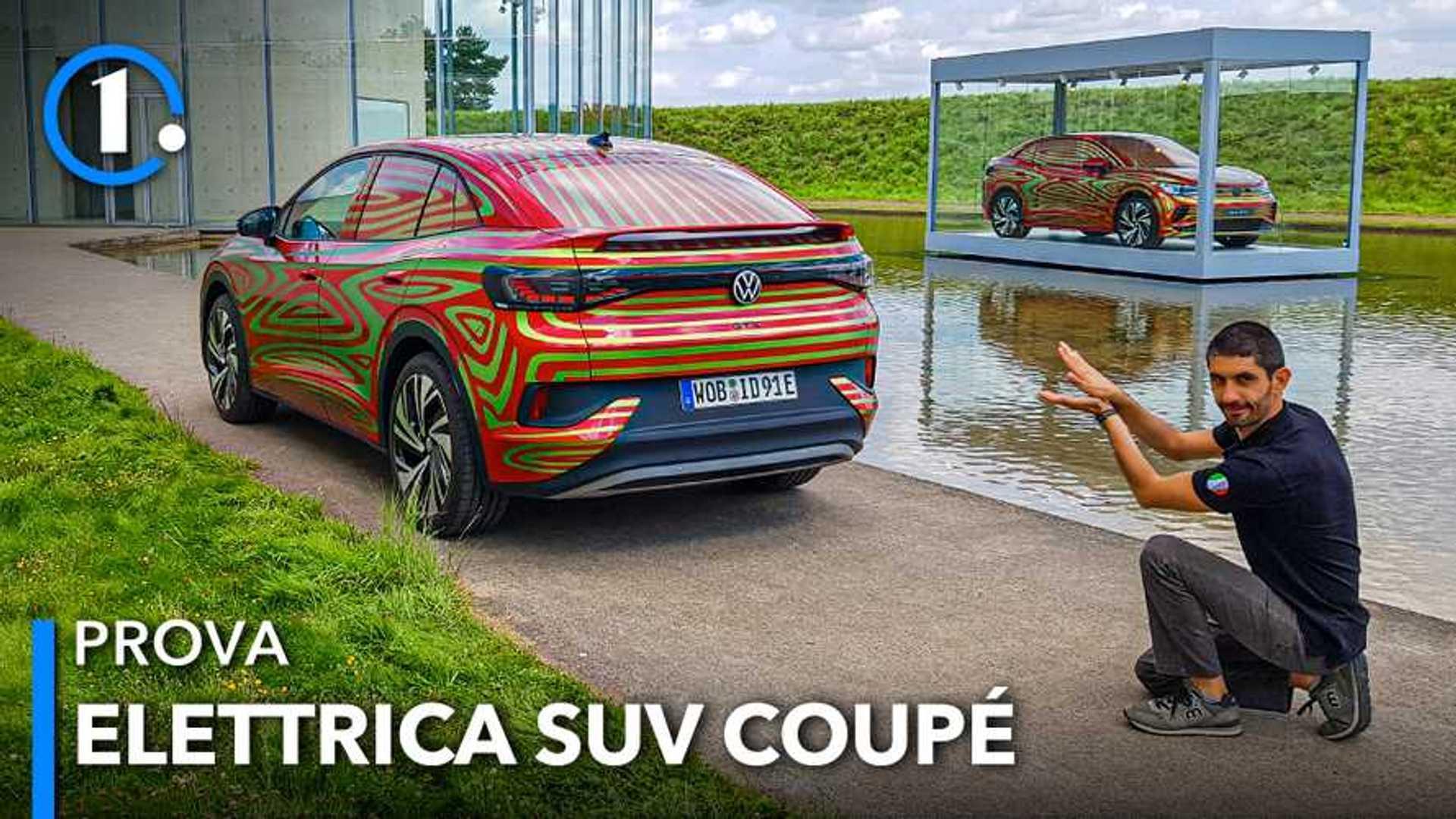 Volkswagen ID.5 GTX, prime impressioni del SUV coupé elettrico