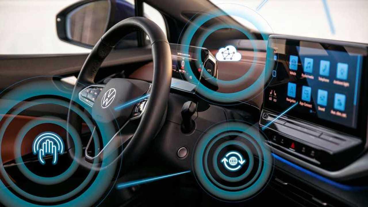 VW startet mit Over-the-Air-Updates für alle ID.-Modelle.