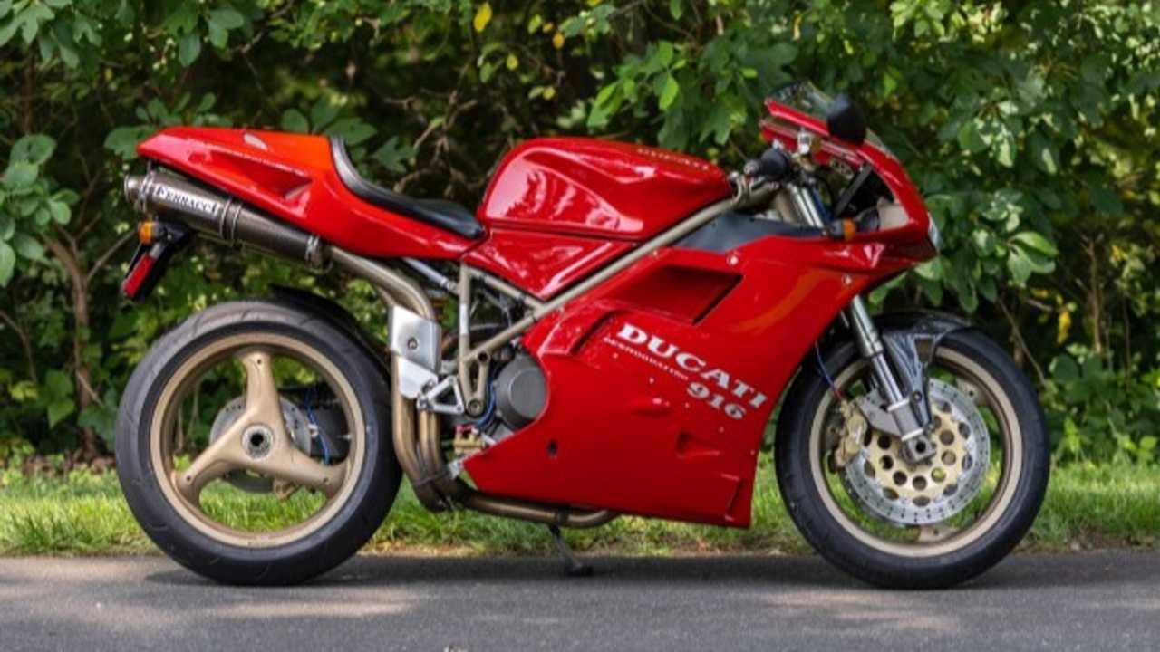1997 Ducati 916 Monoposto For Sale