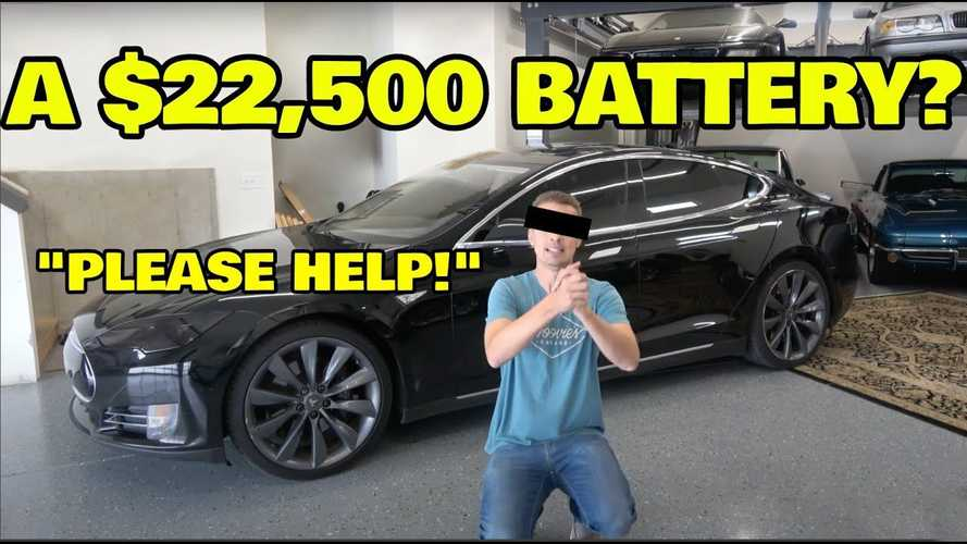 Tesla Warranty Expired? Need A New Battery Pack? Check This Out