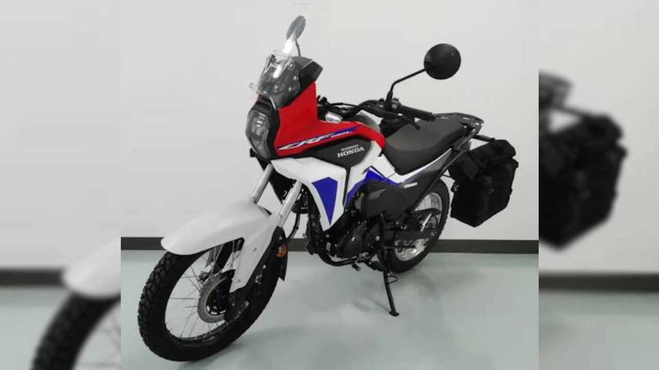 Honda Unveils CRF190L For Chinese Market