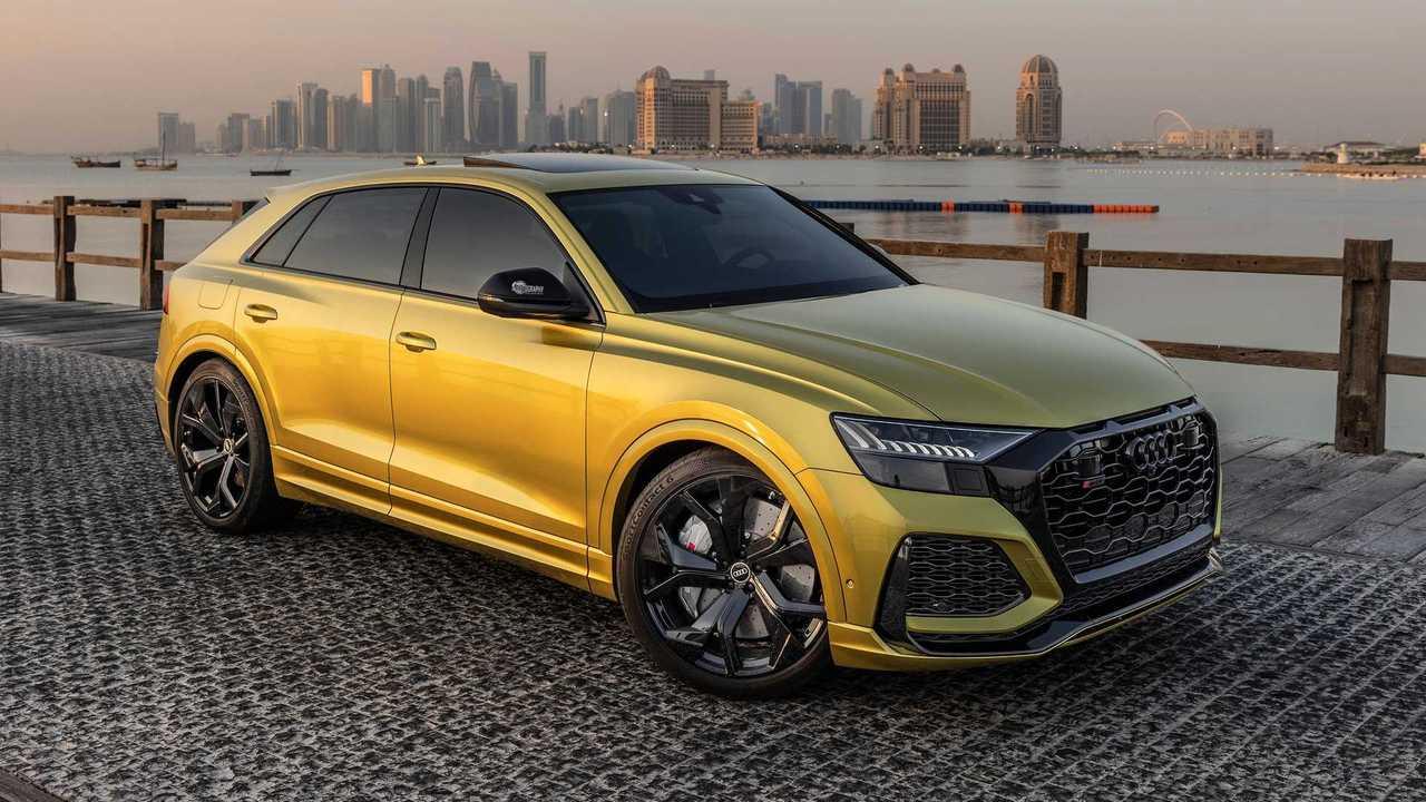 2022 Audi RS Q8 Katar Kiadás