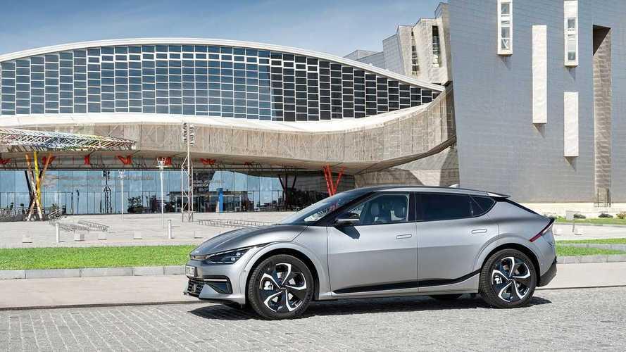 Essai Kia EV6 (2021 / France)
