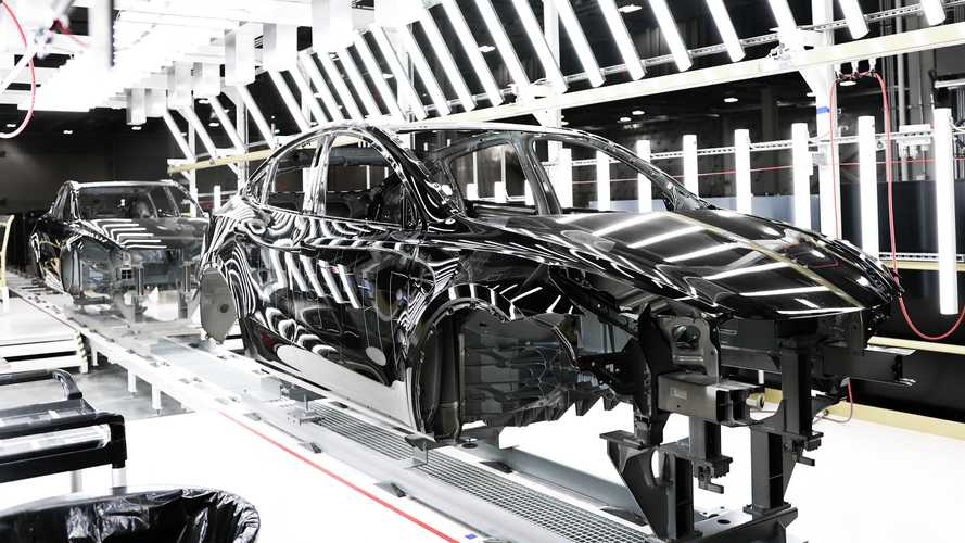 Tesla 4680 Battery Cells To Debut In Production In Early 2022