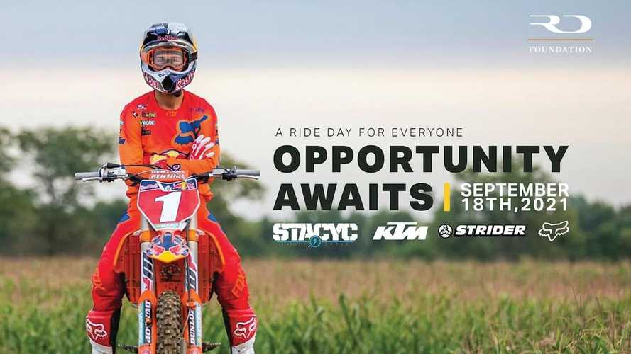Ryan Dungey Foundation To Host Opportunity Awaits Motocross Event