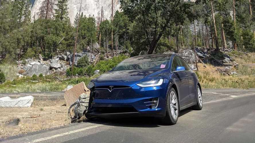 This Road In Yosemite Is Causing Teslas On Autopilot To Crash