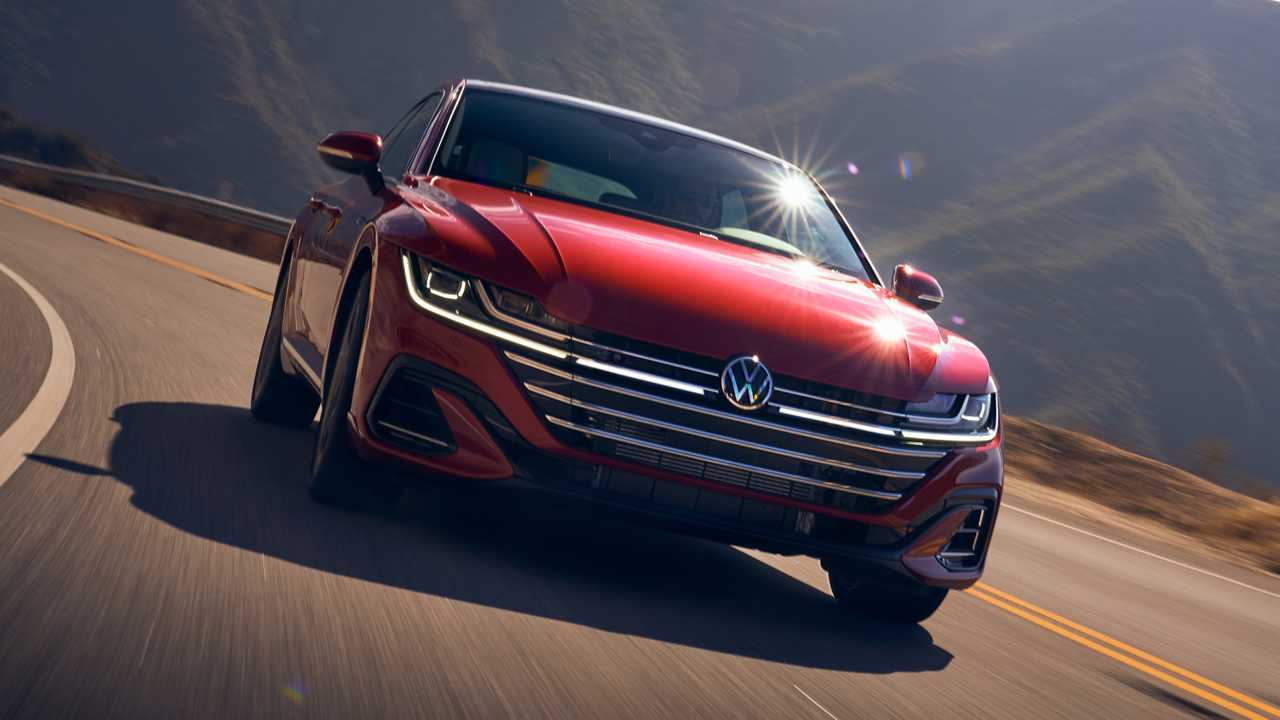 2022 VW Arteon arrives in America with more power