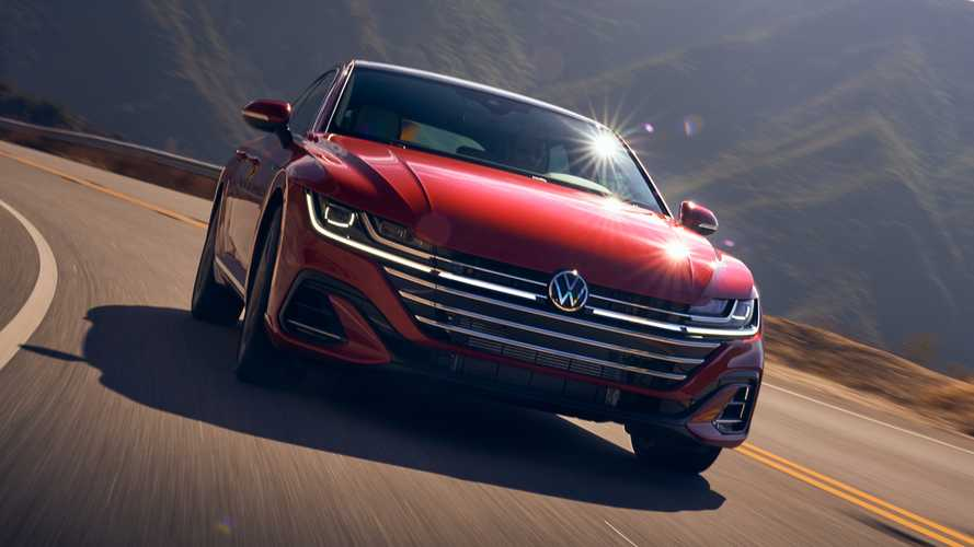 2022 VW Arteon Debuts In The US With 300 HP, But Don't Call It An R