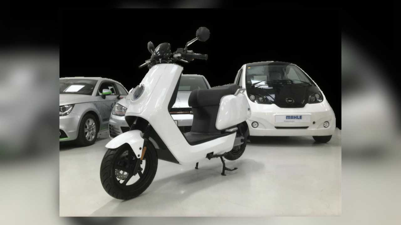 MAHLE Powertrains E-Scooters