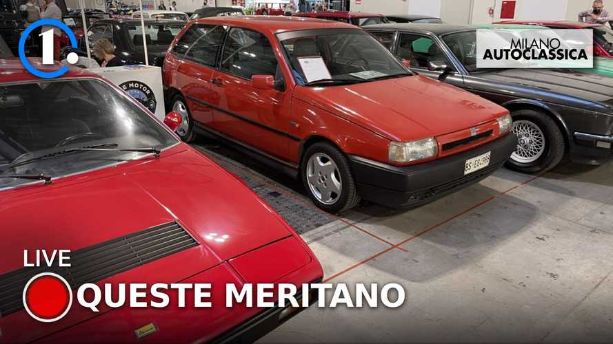 Milano AutoClassica 2021, TOP 5 dell'usato da mettersi in garage!
