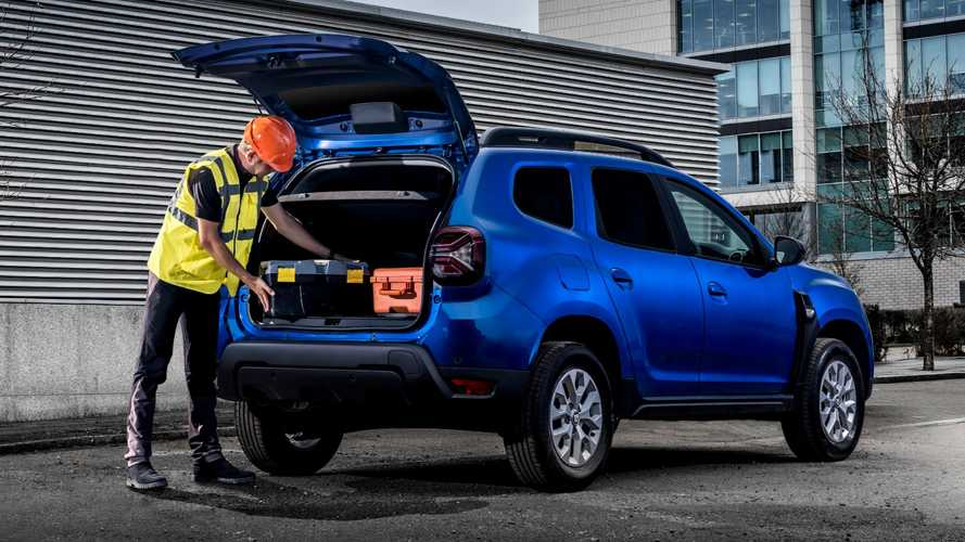 Dacia Duster Commercial in the UK